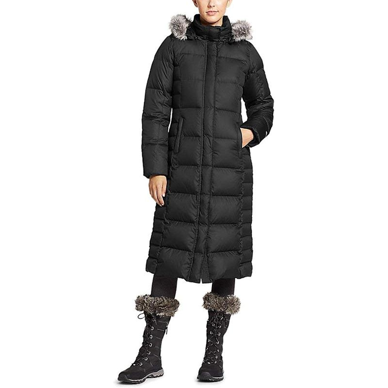 This sturdy coat will keep you warm and protected in the harshest winter conditions. (Photo: Amazon)