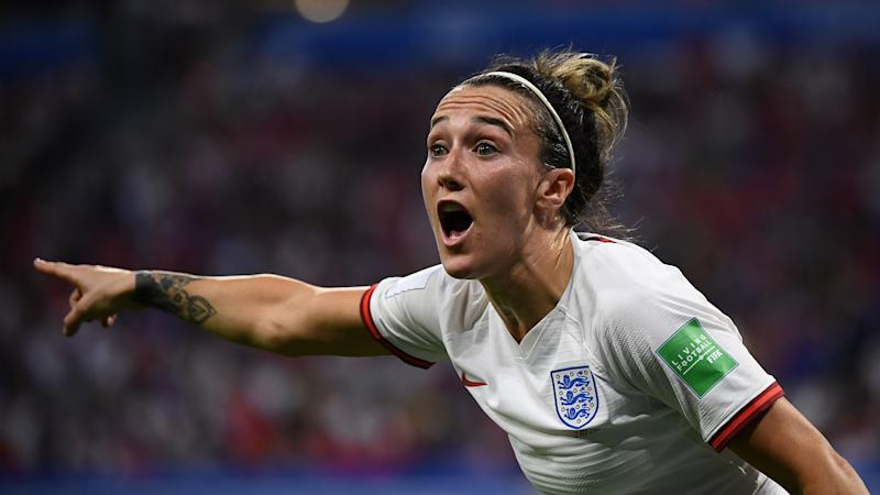 England's Bronze ruled out of SheBelieves Cup with calf injury