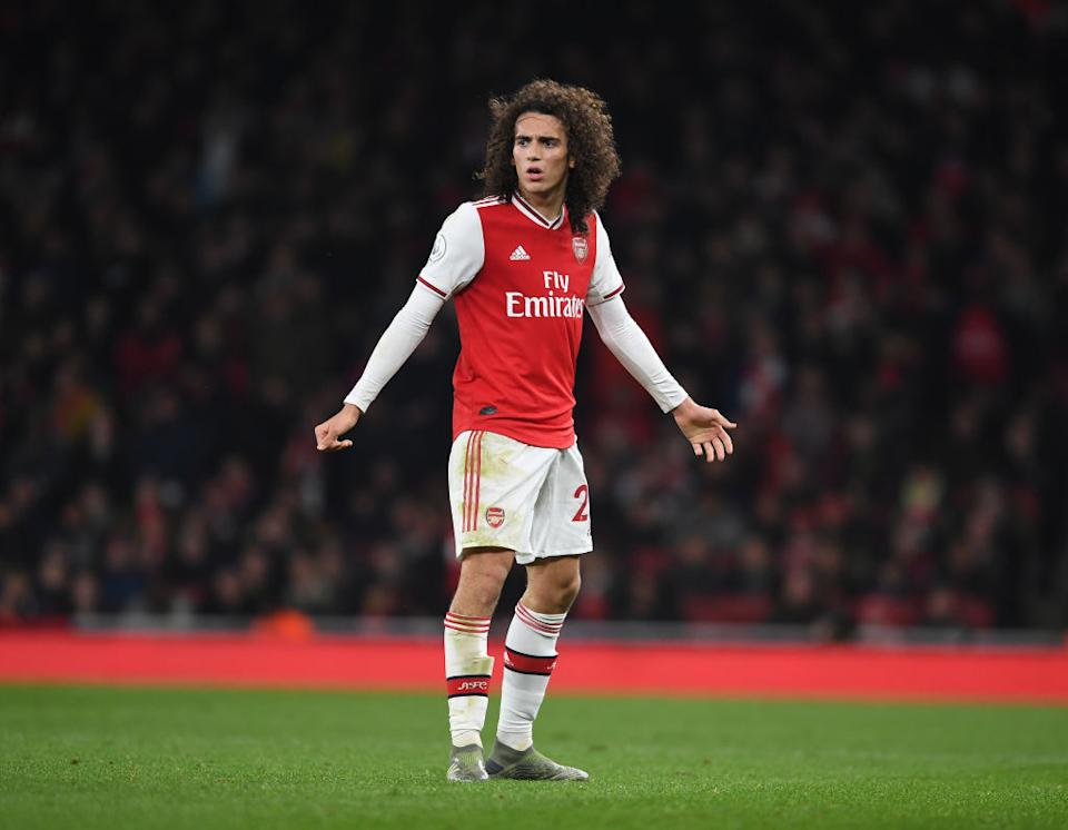 <strong>17 - Matteo Guendouzi </strong>(20 ans), France/Arsenal.