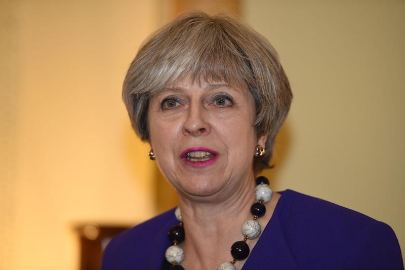 <strong>'We are living in an era of fake news and competing narratives,' said Theresa May'sofficial spokesman.</strong> (PA Wire/PA Images)