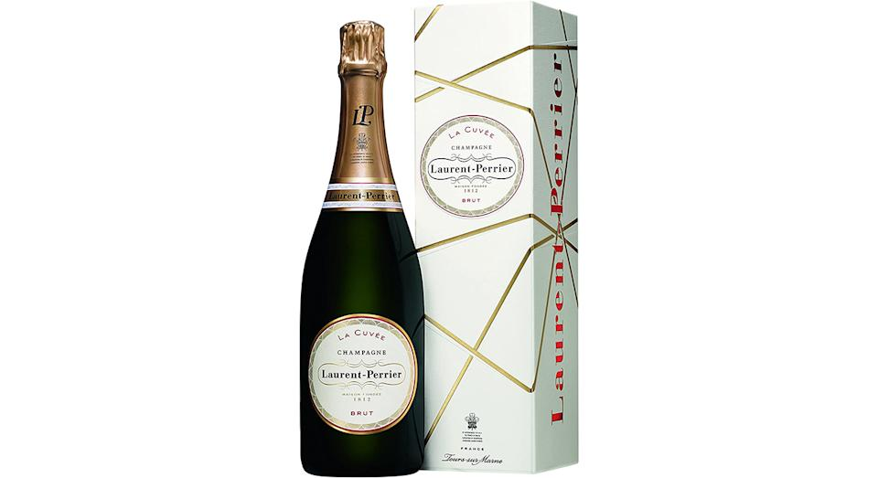 Laurent Perrier La Cuvee Brut Non Vintage Champagne in Gift Box