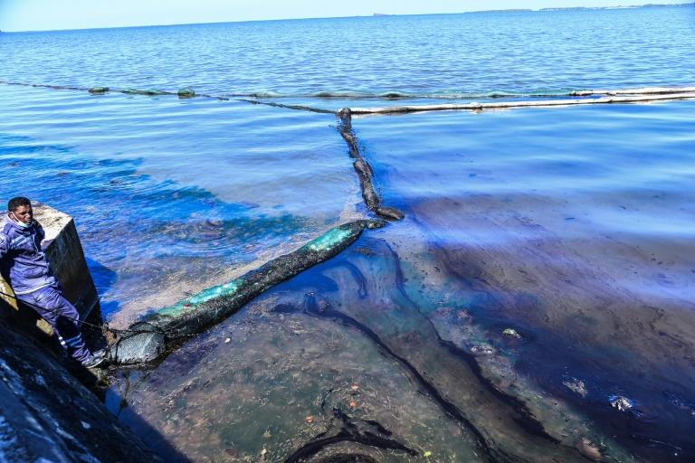 Ship owner says will handle Mauritius oil spill compensation 'sincerely'