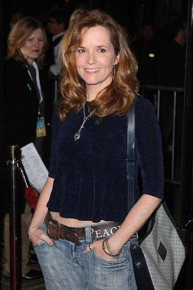 """<a href=""""http://movies.yahoo.com/movie/contributor/1800015459"""">Lea Thompson</a> at the Los Angeles premiere of <a href=""""http://movies.yahoo.com/movie/1809823943/info"""">Sunshine Cleaning</a> - 03/09/2009"""