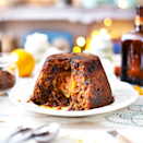"""<p>A candied whole orange as a surprise centre gives this Christmas pudding recipe real wow factor.</p><p><strong>Recipe: <a href=""""https://www.goodhousekeeping.com/uk/christmas/christmas-recipes/a564656/hiddenorangepudding/"""" rel=""""nofollow noopener"""" target=""""_blank"""" data-ylk=""""slk:Hidden orange Christmas pudding"""" class=""""link rapid-noclick-resp"""">Hidden orange Christmas pudding</a></strong></p>"""