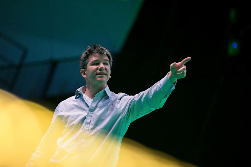 Kalanick Has Now Sold $711 Million of Uber Since Lockup Expired