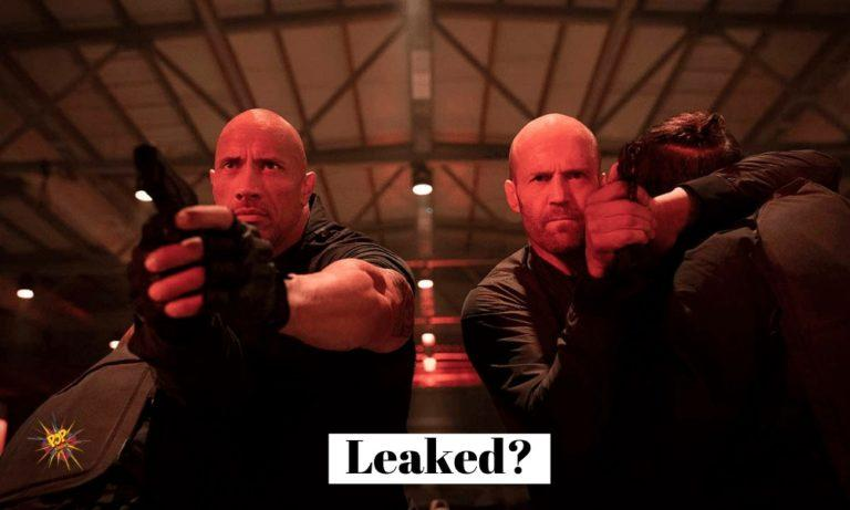 Shocking : Fast and Furious Presents: Hobbs And Shaw Leaked Online By Tamilrockers Prior To It's Release In India!