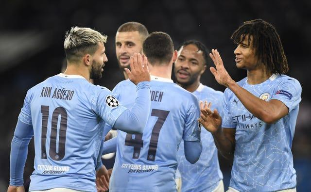 City made easy work of the group stage