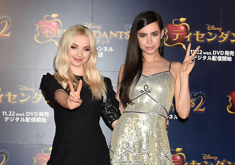 Listening To Sofia Carson And Dove Cameron Talk About Their Friendship Is So Pure