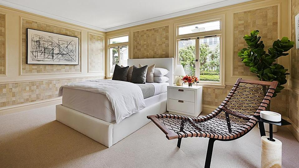 Another bedroom. - Credit: Photo: Courtesy of Lunghi Media Group for Sotheby's International Realty