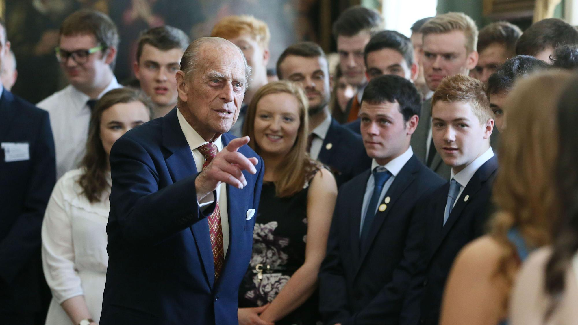 Papers around the world react to the death of Prince Philip