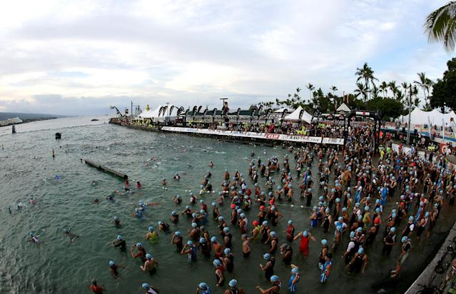 """<p>KAILUA-KONA, HAWAII — As over 2,400 of the world's most elite athletes enter the waters of Kailua Bay on Oct. 14, they'll have their hearts set on a prize that goes far beyond stepping—or crawling—over a finish line. When their bodies tell them """"no,"""" their inner drive to accomplish a goal that's far beyond any expectation mankind ever intended, will continuously strum a """"yes"""" chord. They simply yearn to become """"one of the ones.""""</p><p>For the competitors in the 2017 Ironman World Championship, their backgrounds are vast and furious, ranging from world champion professionals, to those who are fighting Stage 4 pancreatic cancer and just looking for the race """"to help close the door gracefully, with passion, having lived a wonderful life,"""" such as Carlsbad, Calif., native Mike Levine.</p><p>The race's 2.4-mile swim through the ever-changing currents of Kailua Bay, 112-mile bike while being surrounded by heat-soaking lava rock and 45 mph head- and cross-winds, and 26.2-mile marathon in shirt-soaking humidity, makes the world championship arguably the planet's most difficult single-day sporting event.</p><p>""""Last year was my toughest race here on the island,"""" says Germany's Jan Frodeno, who is looking for his third consecutive victory on the Big Island. """"It was a constant fight—with me and the elements. At the finish line, I was so happy that it was over. It took a long while [before] I was able to enjoy it.""""</p><p>Interestingly, in 2015, Frodeno also captured a piece of triathlon history, becoming the first Ironman competitor to capture the sport's triple crown—he previously won gold at the 2008 Beijing Olympics and was victorious at the 2015 Ironman 70.3 World Championship.</p><p>""""My goal is always to win,"""" Frodeno says. """"As a two-time champion, the people are also expecting it. But winning is never easy—the pressure is on me. I am fighting not to lose, and perform at my very best.""""</p><p>But looking to grab the tails of Frodeno will be countryman and 2014 champion S"""