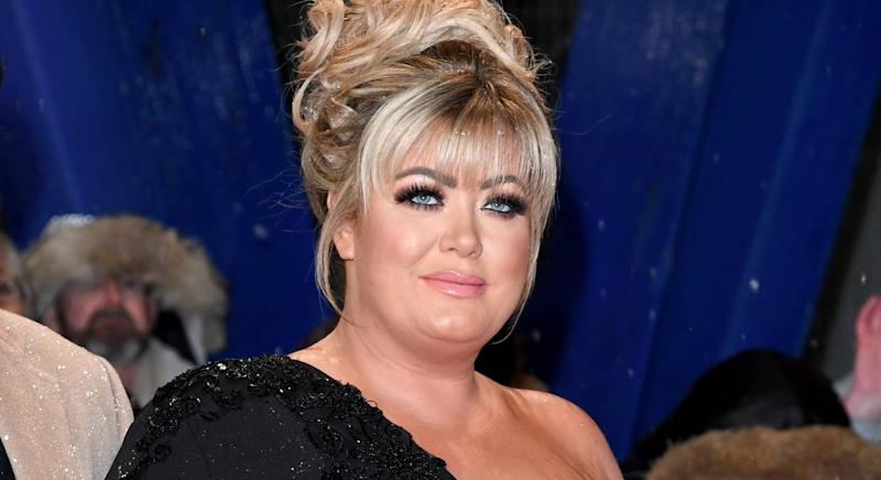 Gemma Collins reveals miscarriage experience