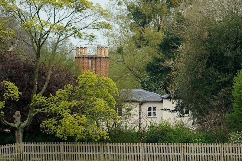 Prince Harry and Meghan Markle's house, Frogmore Cottage
