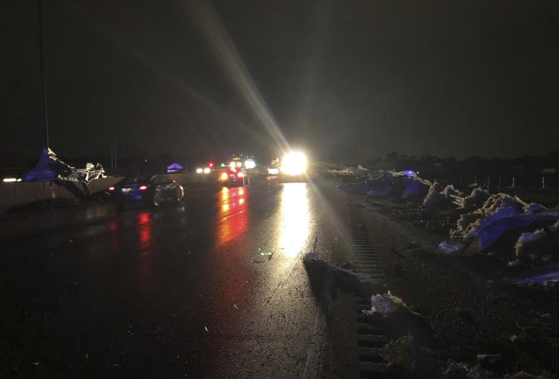 Devastating Tornadoes Slam Ohio, Leaving 80,000 Without Power