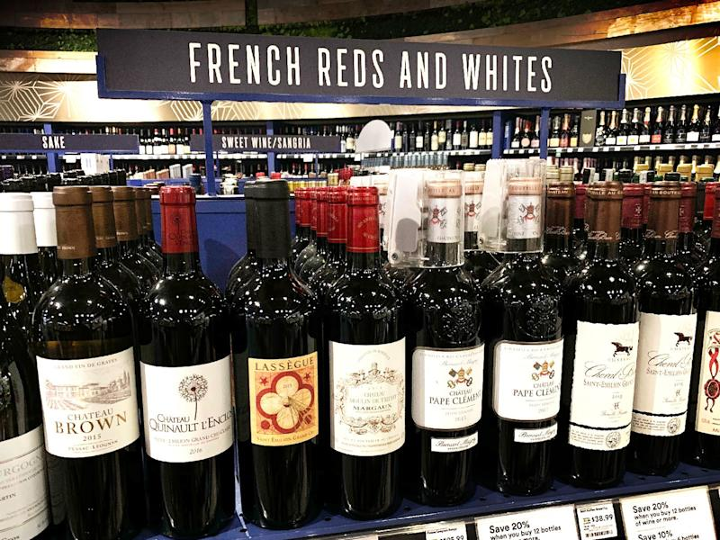 America's Wine Industry Is Feeling the Effects of Recent Tariffs