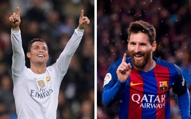 Ronaldo and Messi up against each other once again - Getty Images