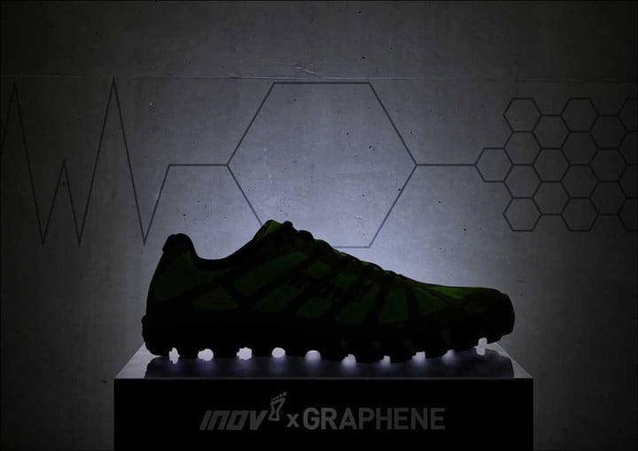 Graphene running shoes