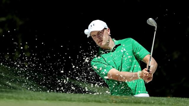 "Jordan Spieth made light work of the 12th at Augusta on Tuesday and cannot wait to play his ""favourite tournament"" once again."