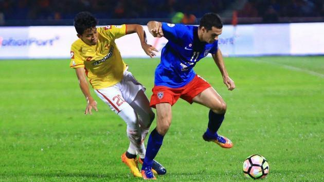 Morais delighted to finally get one over Selangor