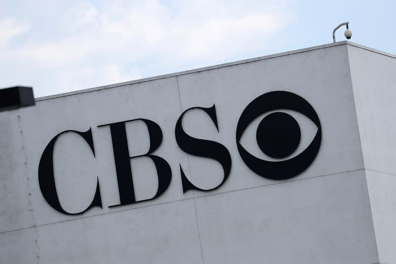 Producer on U.S. TV show '60 Minutes' sues CBS for alleged gender discrimination