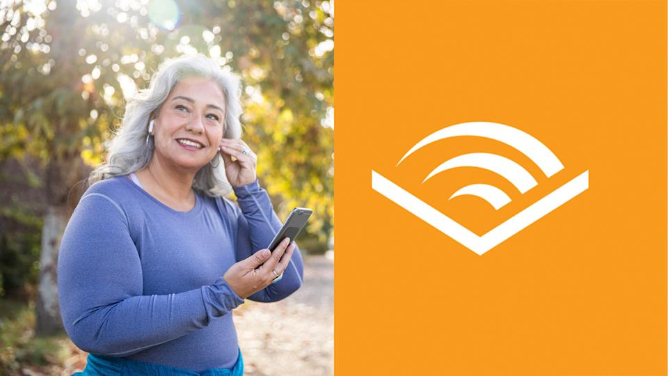Best gifts for grandma: Audible