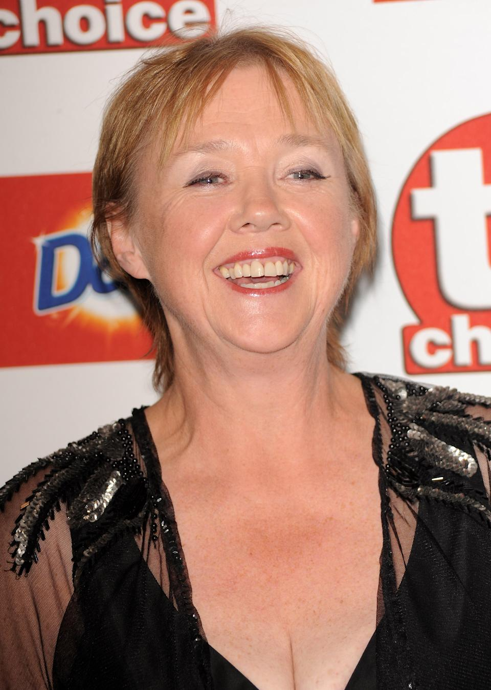 Pauline Quirke is said to be focusing on her acting academies. (Photo by Stuart Wilson/Getty Images)