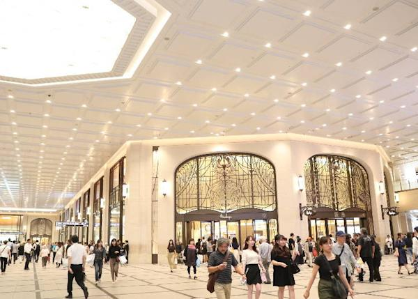 Hankyu Umeda Main Store: For sophisticated fashion and lifestyle trends