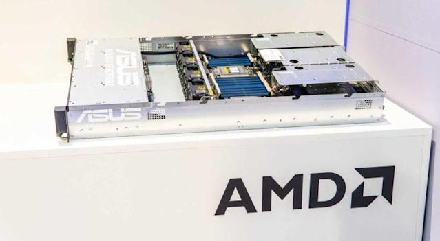 The $34 Price Ceiling Still Blocks the Growth of AMD Stock