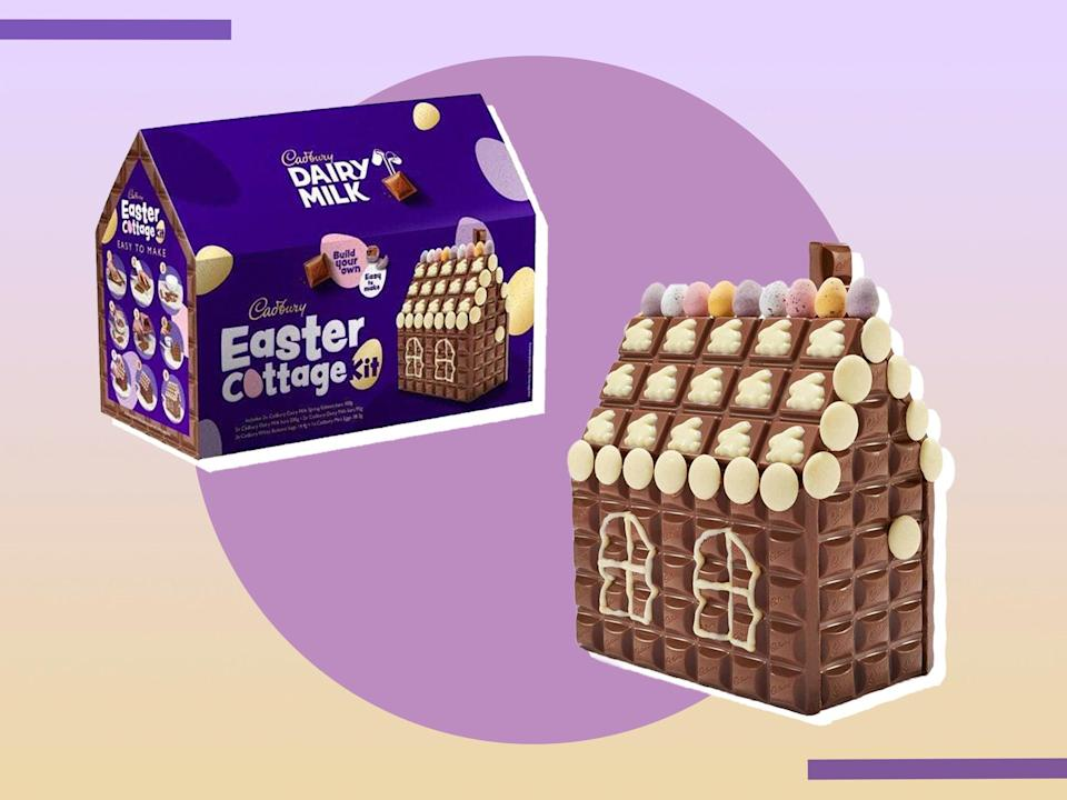 <p>We know what we'll be scoffing on Easter Sunday</p> (The Independent/Cadbury)