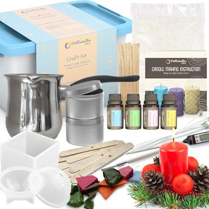 dellabella, best candle making kits