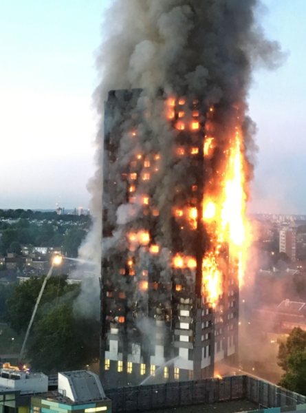 A serial conman who pretended his family died in the Grenfell Tower blaze has been jailed for almost two years for pocketing £12,500 from the victims relief fund.