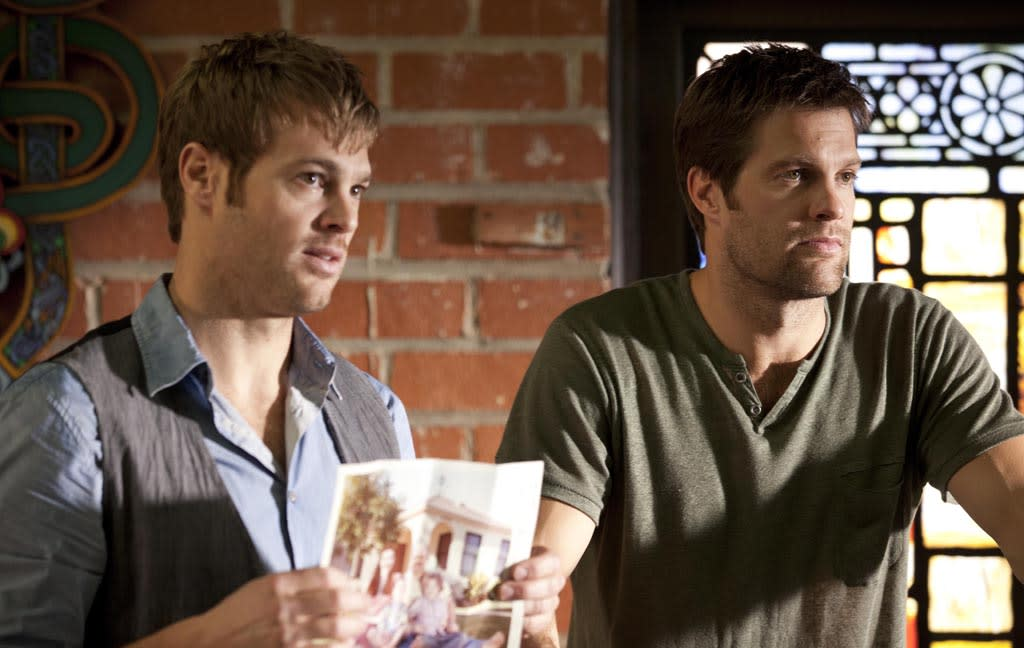 "<b>""The Finder""</b><br><br>Friday, 5/11 at 8 PM on Fox<br><br><a href=""http://yhoo.it/IHaVpe"">More on Upcoming Finales </a>"