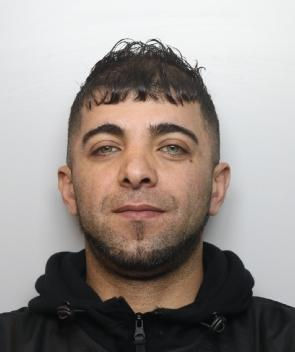 Shangar Ibrahimi, one of five men who have been found guilty in their roles in the sexual exploitation of a Sheffield girl. (PA Images/South Yorkshire Police)