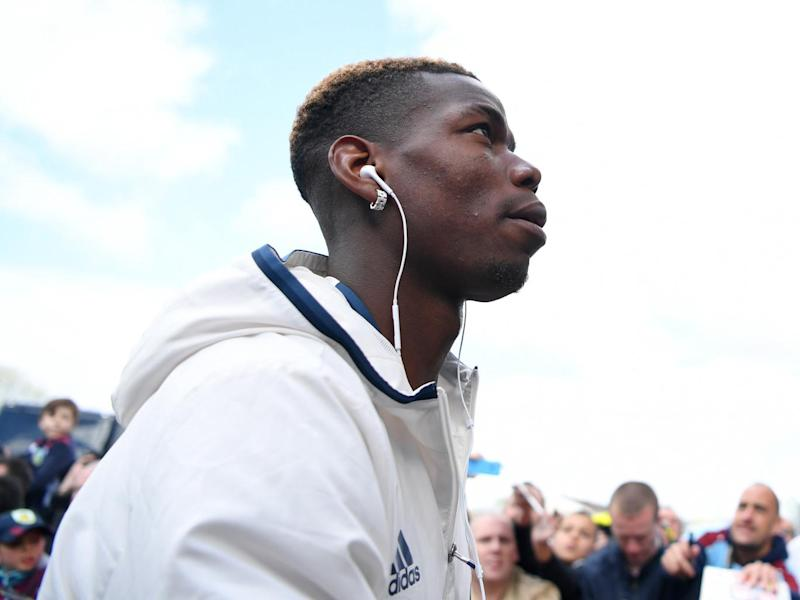 Pogba returns for United (Getty)