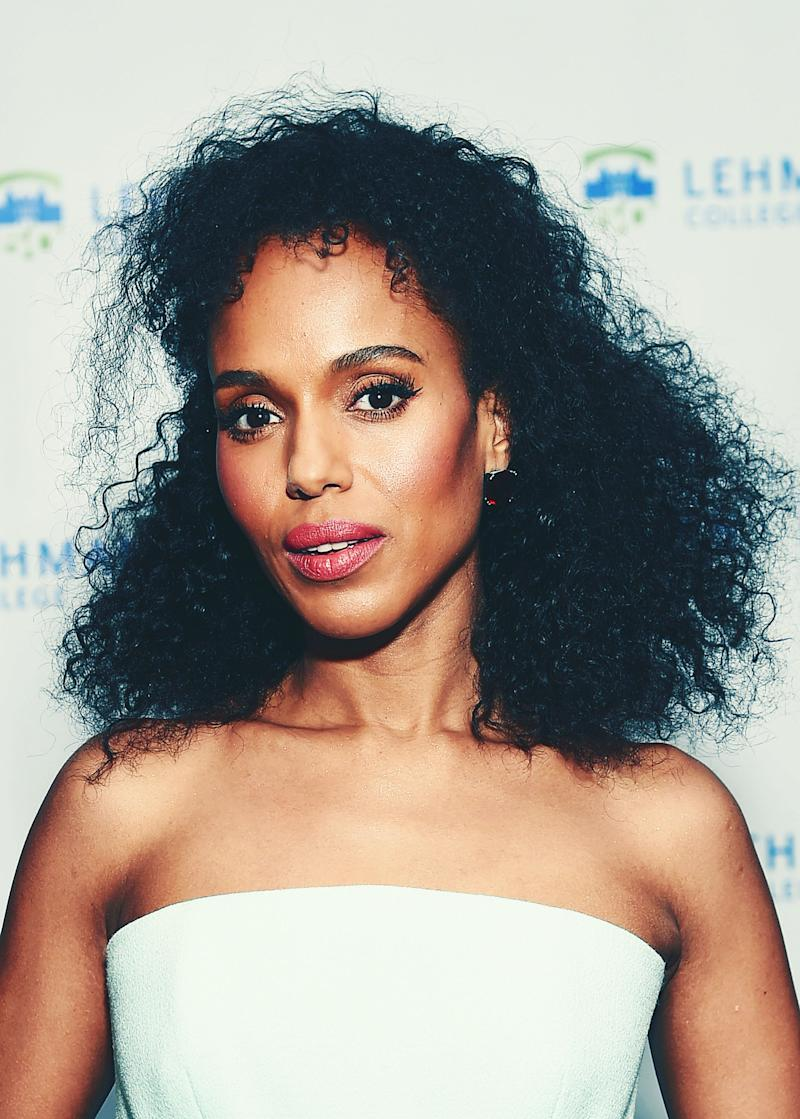 Kerry Washington On Why Makeup Isnt Frivolous