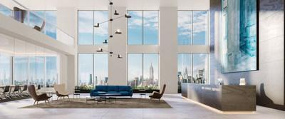 Carrier was awarded an HVAC modernization project at One Court Square in Long Island City, a 50-story building that after opening in 1990, was the tallest building in New York state outside of Manhattan until 2019.