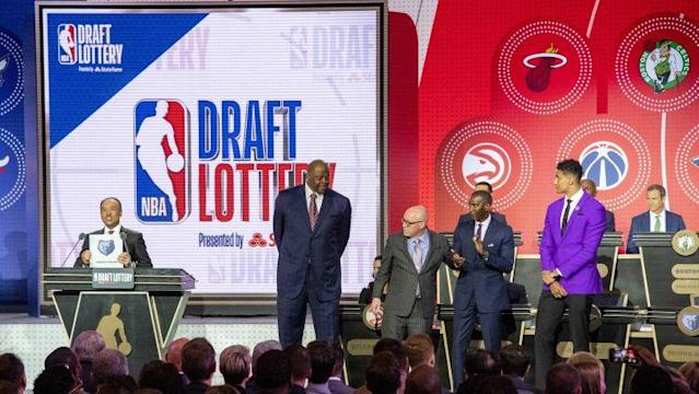The Boston Celtics have enjoyed a ton of luck in their storied history, and they nearly defied the odds during Tuesday night's 2019 NBA Draft Lottery in Chicago.