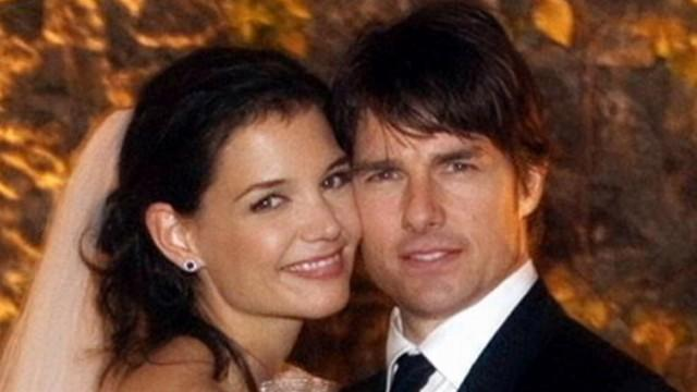 Tom was reportedly surprised--are we? A look at celebrity marriage and divorce.