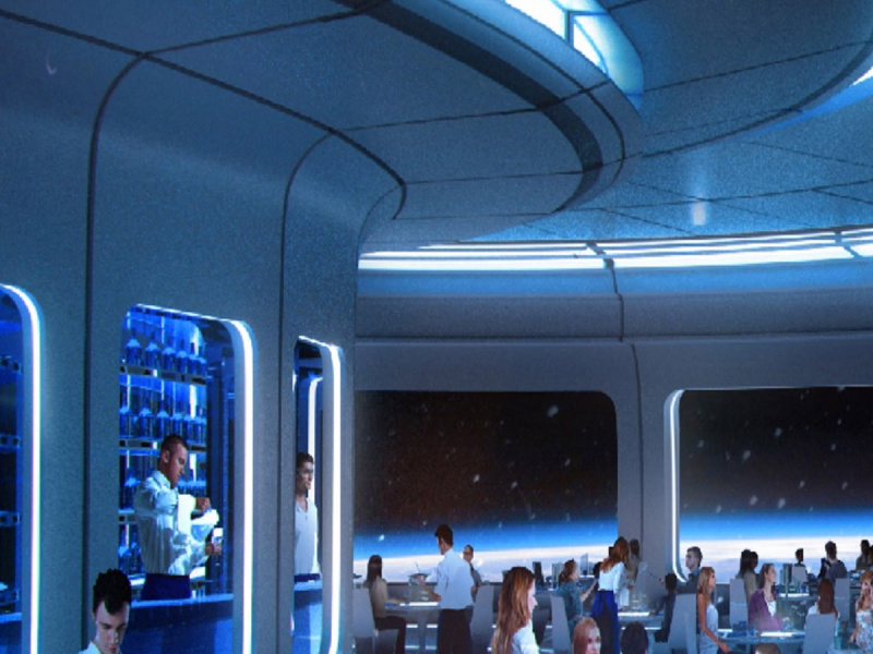 Disney unveils ambitious plans for new 'Star Wars' hotel