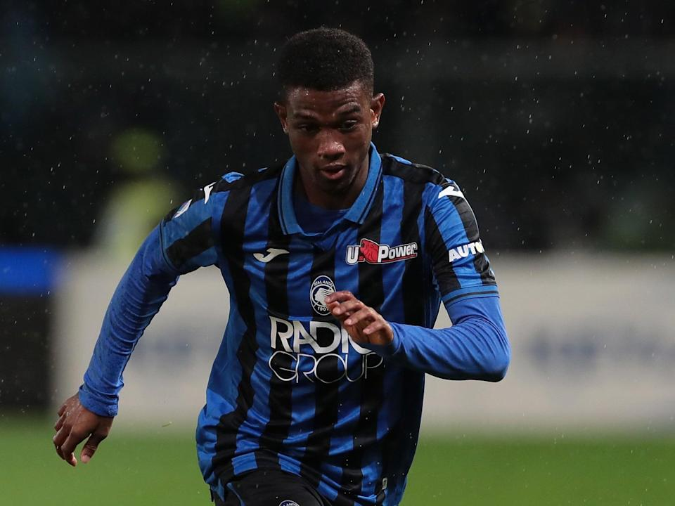 Atalanta winger Amad Traore (Getty Images)