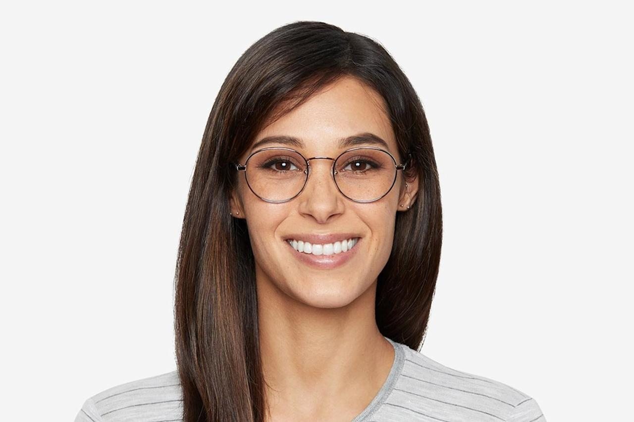 """<p>Since we're all staring at a screen all day long, we need blue light glasses. When I don't wear these <product href=""""https://shopfelixgray.com/eyewear/eyeglasses/hamilton/gold"""" target=""""_blank"""" class=""""ga-track"""" data-ga-category=""""internal click"""" data-ga-label=""""https://shopfelixgray.com/eyewear/eyeglasses/hamilton/gold"""" data-ga-action=""""body text link"""">Felix Gray Hamilton Glasses</product> ($105), I can feel the headache come on.</p>"""