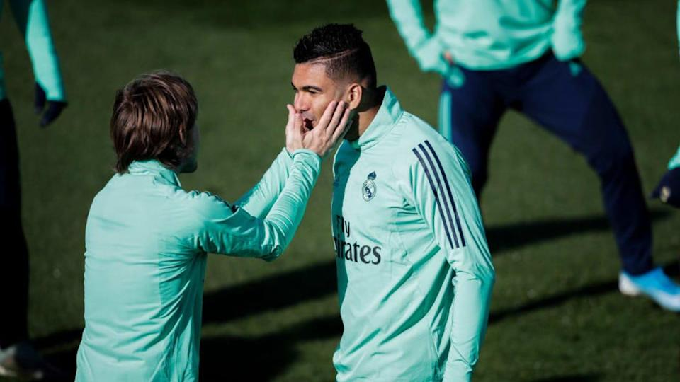 Training Real Madrid | Soccrates Images/Getty Images