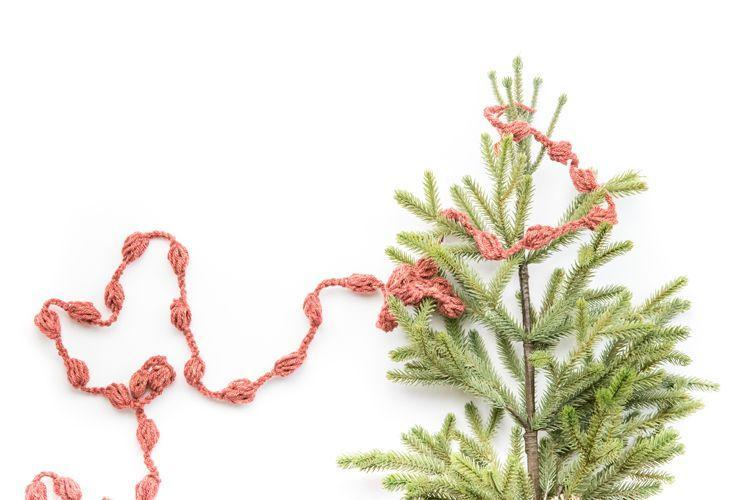 """<p>Take a break from crocheting scarves for this instantly gratifying project—with just a few simple stitches, you'll end up with a pretty textured garland in the shade of your choice. </p><p><a href=""""https://www.deliacreates.com/bubble-puff-crochet-garland-video-tutorial/"""" rel=""""nofollow noopener"""" target=""""_blank"""" data-ylk=""""slk:Get the tutorial."""" class=""""link rapid-noclick-resp"""">Get the tutorial.</a></p><p><a class=""""link rapid-noclick-resp"""" href=""""https://www.amazon.com/Sizes-Crochet-Ergonomic-Arthritic-Needles/dp/B07RNNL6RT?tag=syn-yahoo-20&ascsubtag=%5Bartid%7C10072.g.37499128%5Bsrc%7Cyahoo-us"""" rel=""""nofollow noopener"""" target=""""_blank"""" data-ylk=""""slk:SHOP CROCHET HOOK"""">SHOP CROCHET HOOK</a></p>"""