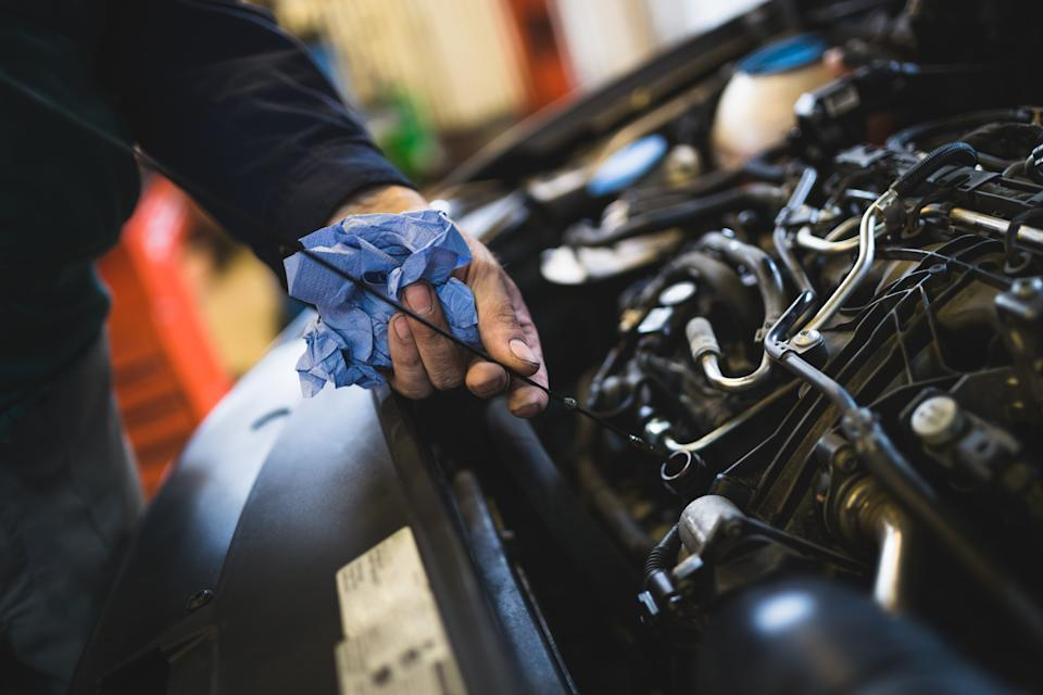A woman says that a car mechanic at her local body shop sexually harassed her (Credit: Getty Images)