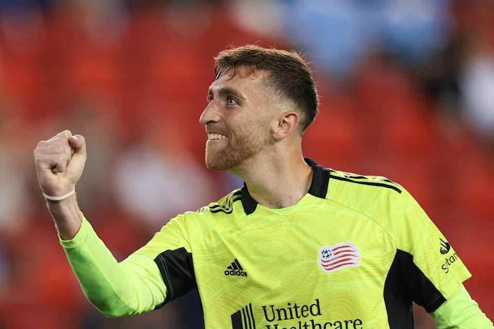 New England Revolution goalkeeper Matt Turner, an MLS All-Star, has gone from undrafted to being under consideration to be the starter for the USMNT.