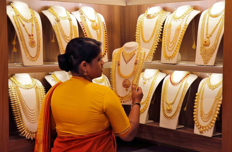 India's July gold imports drop 24% as prices surge to record - government source