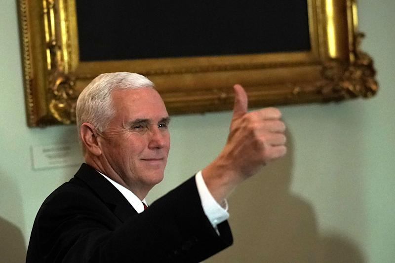 Will Pence Meet With Mueller? Vice President Open to Interview but Special Counsel Hasn't Asked Yet