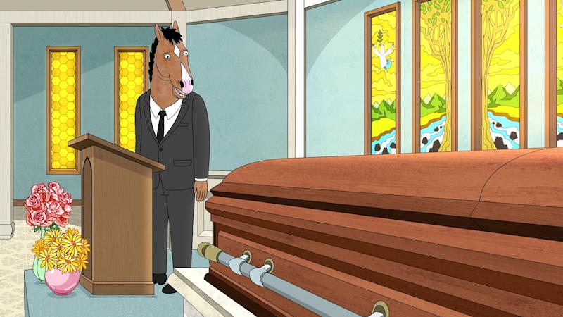 Aaron Paul says Netflix decided 'it was time' to end BoJack Horseman
