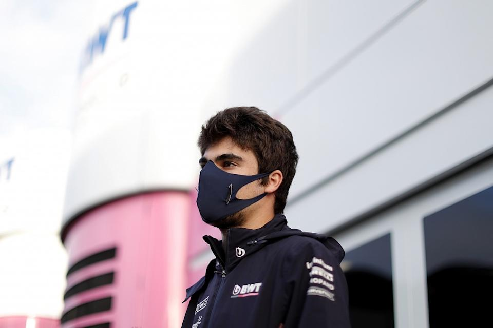 Stroll reveals positive COVID-19 test after Eifel GP