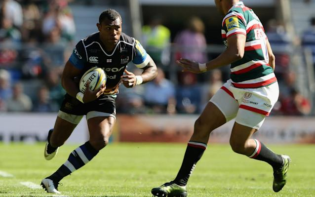 <span>Bath have released Semesa Rokoduguni for the fixture, which he will start at full-back</span> <span>Credit: Getty Images </span>